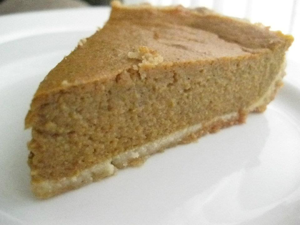 Picture Perfect Pumpkin Pie