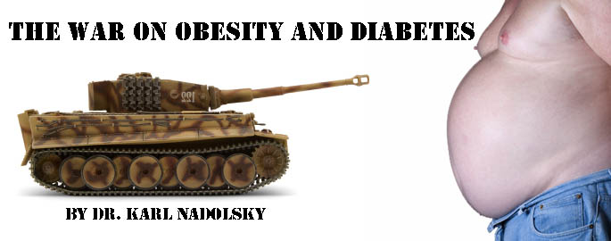 War on Obesity and Diabetes (2012 update)