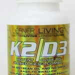 We felt the evidence was strong enough to formulate a combo K2/D3 supplement.
